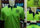 Pembuatan Seragam Polo Shirt Bordir Direktorat Kesehatan
